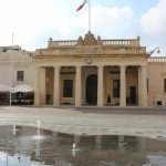 Praça em Valletta